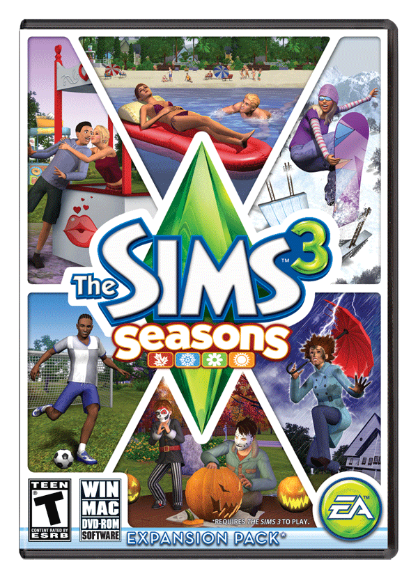 Hidden springs store the sims™ 3.
